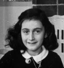 Anne Frank Portraet